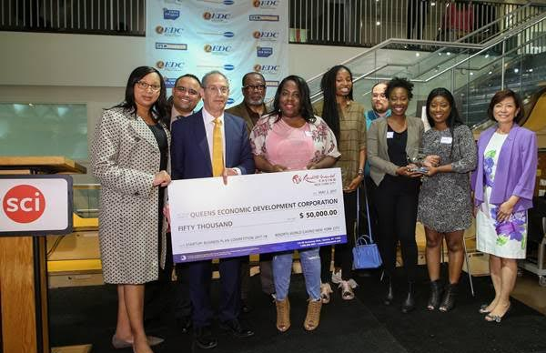 Resorts World Casino NYC Awards $50,000 Grant to Queens Economic Development Corporation for Entrepreneurship