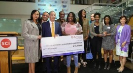 Resorts World Casino NYC Awards $50,000 Grant to Queens Economic Development Corporation for Entrepreneurship