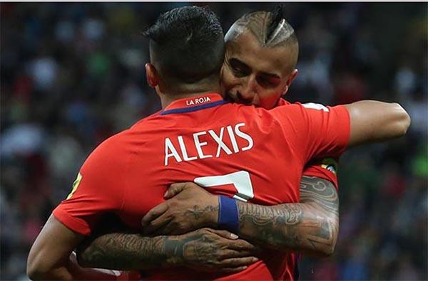 México enfrenta a Alemania y Chile a Portugal en Copa Confederaciones