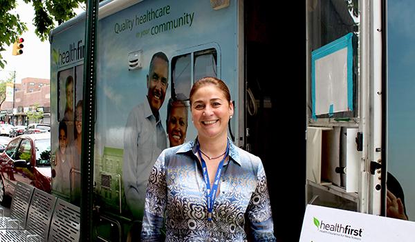 'El estudio me abrió las puertas': Elizabeth Idarraga de Healthfirst