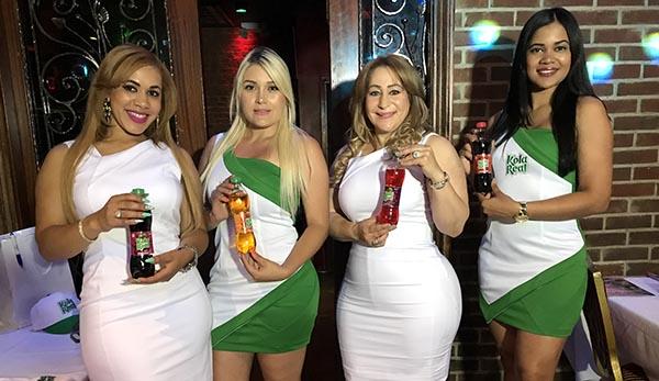Kola Real ingresa a conquistar al consumidor dominicano y latino en la ciudad de Nueva York