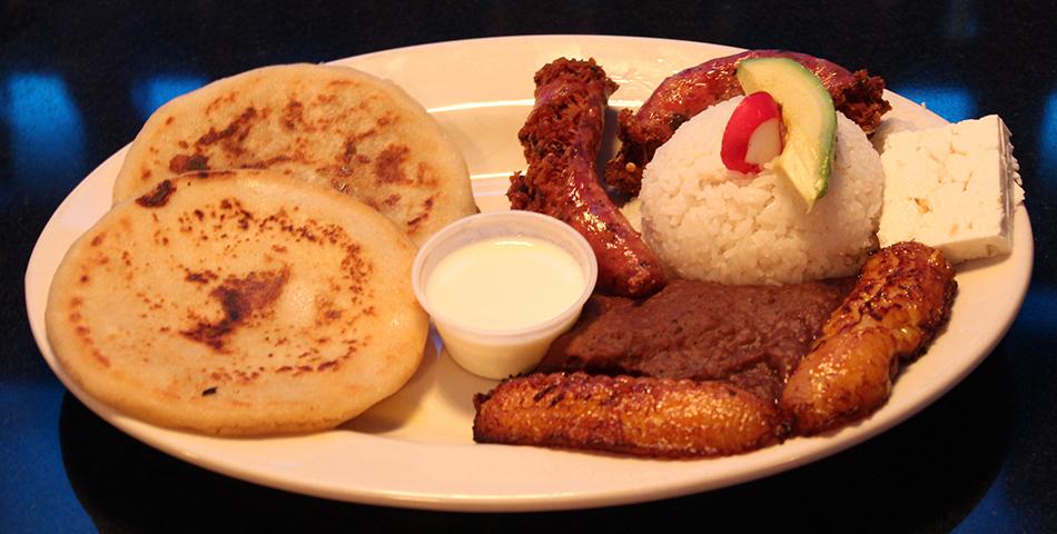 Las pupusas es el plato preferido de Salvadorian