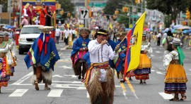 Ecuatorianos avanzan en Nueva York