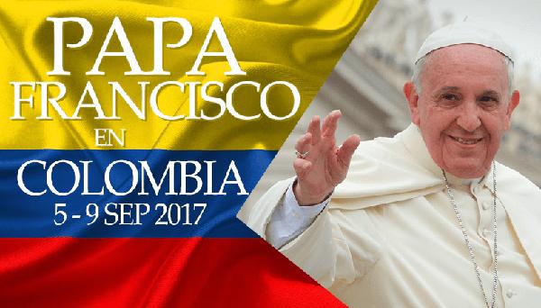 Guerrilleros de Colombia ante la visita de El Papa
