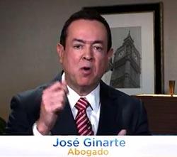 Jose Ginarte abogado