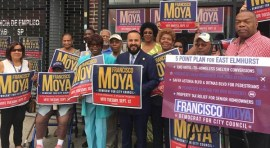 Moya Releases Innovative Action Plan for East Elmhurst