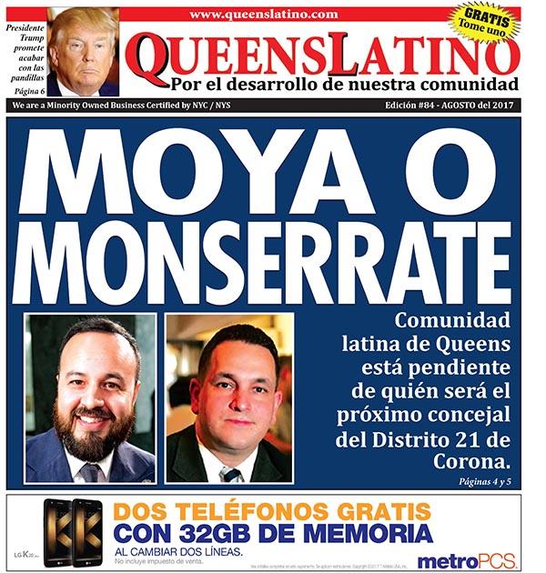 Latinos por asiento en Distrito 21 del Concejo