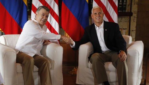 Colombia y EE.UU. presionan a Venezuela ante crisis