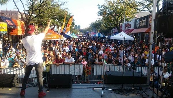 Carnaval de la Cultura Latina en el Mes de la Herencia Hispana