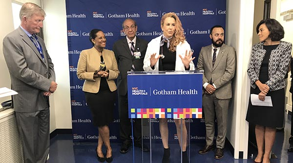 NYC Health + Hospitals inaugura clínica familiar en Junction Boulevard para inmigrantes