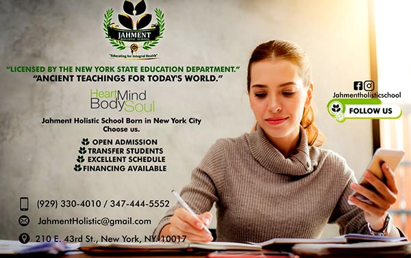 Jahment Holistic School Is Open for Registration