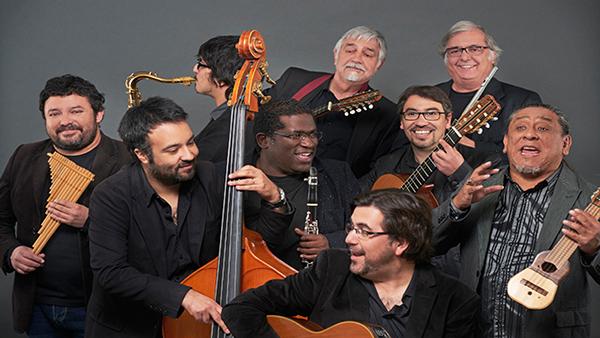 Música andina con Inti-Illimani en el Queens Colleges el domingo 29 de octubre