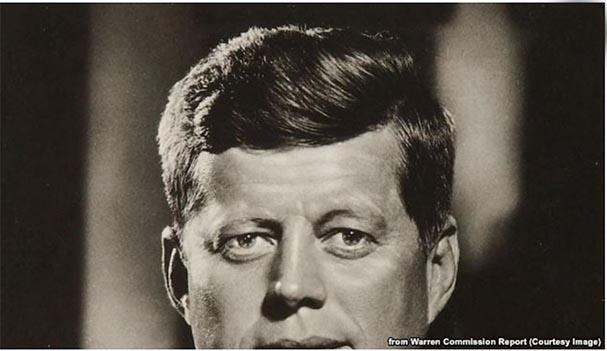 Documentos sobre asesinato de presidente John F. Kennedy