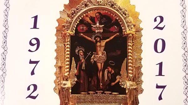 Misa por el Cristo Morado en la Catedral de San Patricio el viernes 13 de octubre
