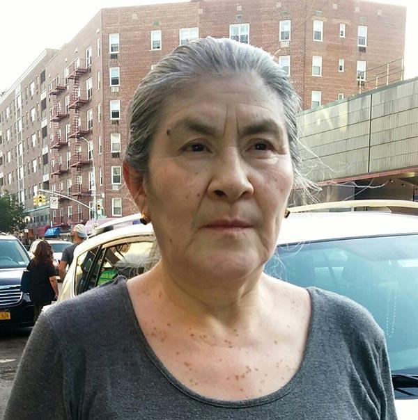 Apolonia Coyott Cuautle recurre a remedios caseros
