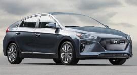 Hyundai Ioniq fue creado para competir