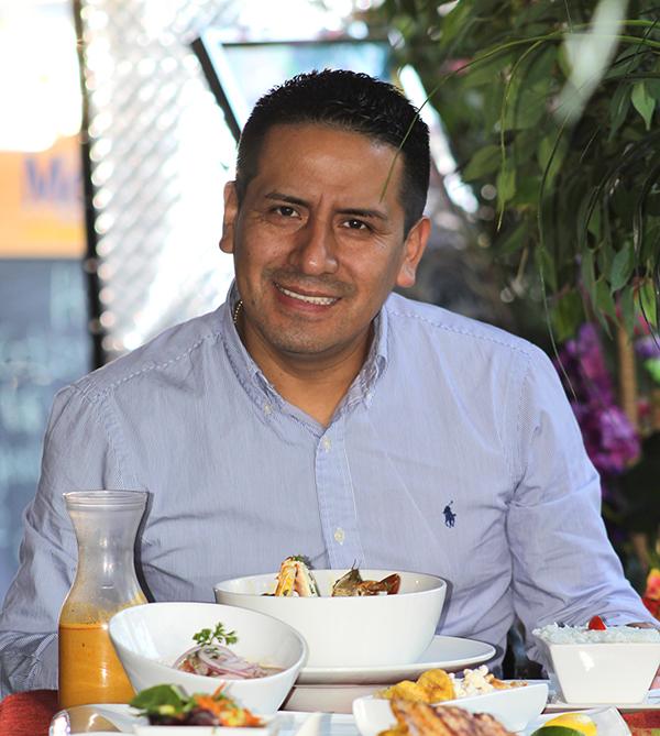 Restaurante Sabor Latino es el fruto de la familia Inga
