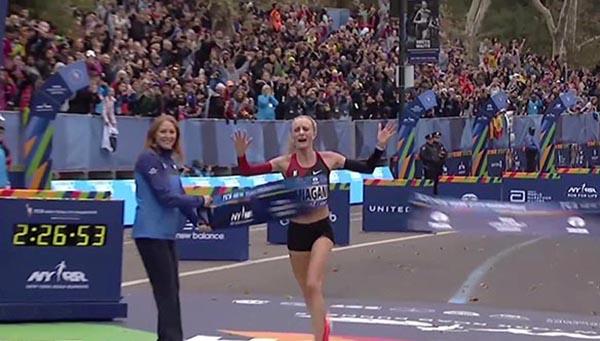 EE.UU. gana maratón de NY luego de 40 años