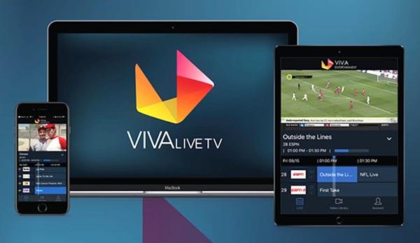 VivaLiveTV con promoción especial 30 días gratis 900+ canales de televisión en vivo