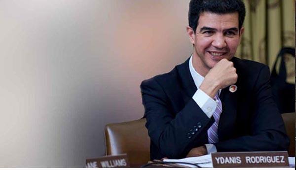 Ydanis Rodríguez por la presidencia del concejo de Nueva York