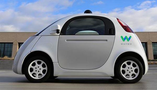 Auto autónomo: tecnología compartida