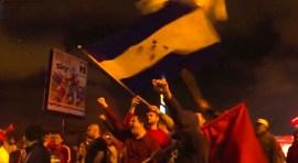 Honduras arde por resultado de elecciones