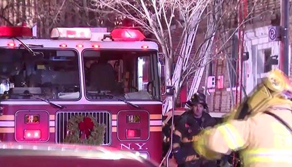 12 muertos por incendio en El Bronx