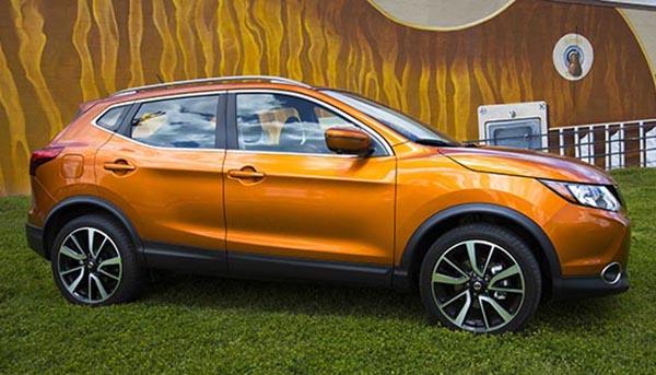 Nissan Rogue Hibrido: otro huevo de oro