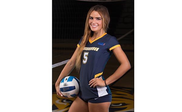 Queensborough Star Athlete Travels to Puerto Rico After Hurrican Maria