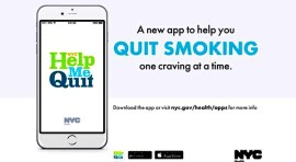 NYC Health Launches 'Help Me Quit' App to Quit Smoking