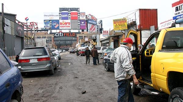 Willets Point en Queens desarrollo a la brava