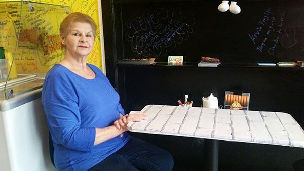 María Arnory Londoño: 'Bailo para cuidar mi salud'