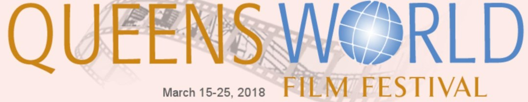 Queens International Film Festival 2018 logo