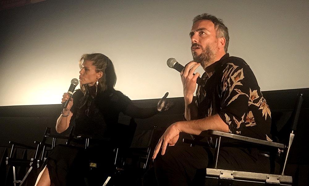 David Pareja, director de Indestructible, documental de música que gira  alrededor del cantante español Diego El Cigala.