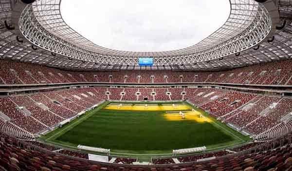 Comienza la Copa Mundo 2018 en Rusia