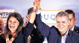 Iván Duque es presidente de Colombia