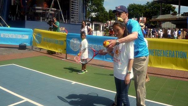 US Open busca estrellas latinas de tenis