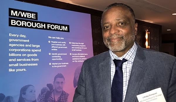 NYC promueve contratos con negocios minoritarios