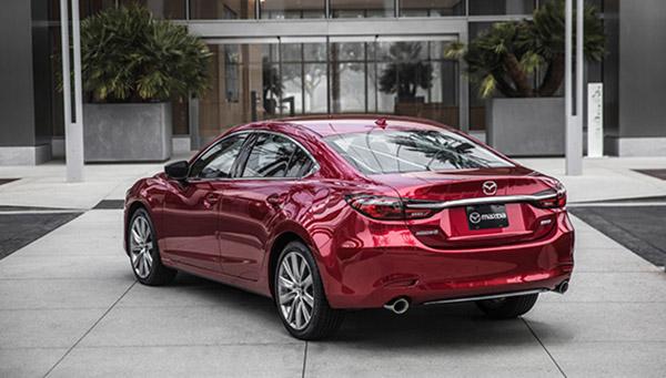 Mazda 6 y el placer de conducir