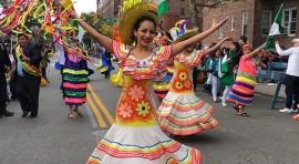Desfile Boliviano se toma Jackson Heights con su folklore