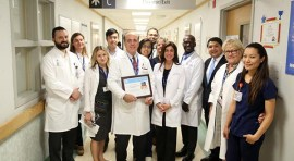 NYC Health + Hospitals/Elmhurst gana premio por tratamiento derrame cerebral