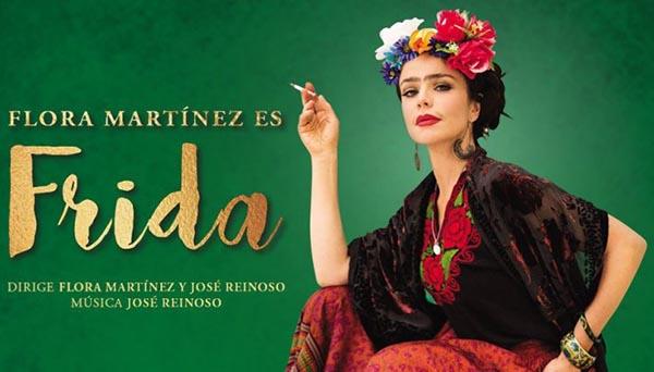 Frida Libre regresa al Teatro de Queens con Flora Martínez