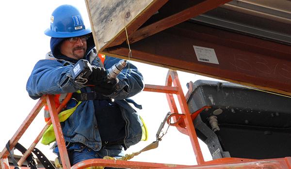 New York alerta a constructores y obreros por mal clima