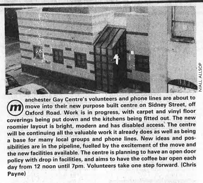 City Life, Nov 1988