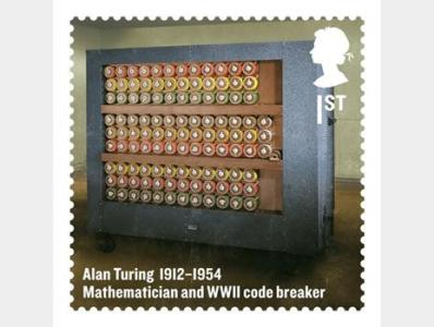 You Can't Predict or Generalise: Britons of Distinction Alan Turing Gay Hero