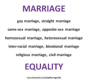 Marriage types include civil and religious