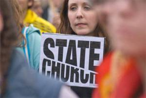 Separation of Church and State's approaches to marriage