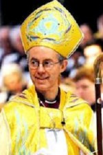 Archbisiop - elect Justin Welby