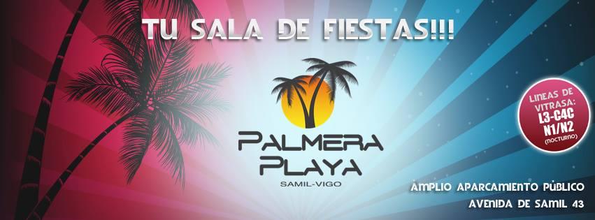 palmera samil playa