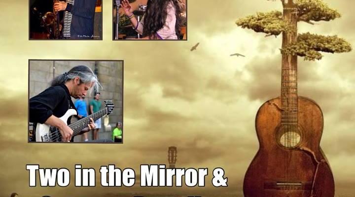 Concierto Two in the Mirror y Sarunas Pupelis